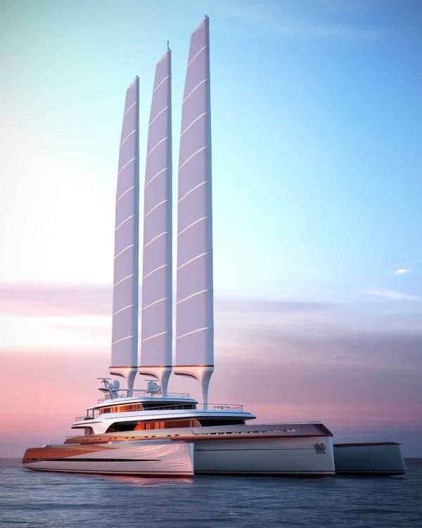Catamaran Cyprus