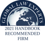GLE Handbook 2021 - Recommended Firm
