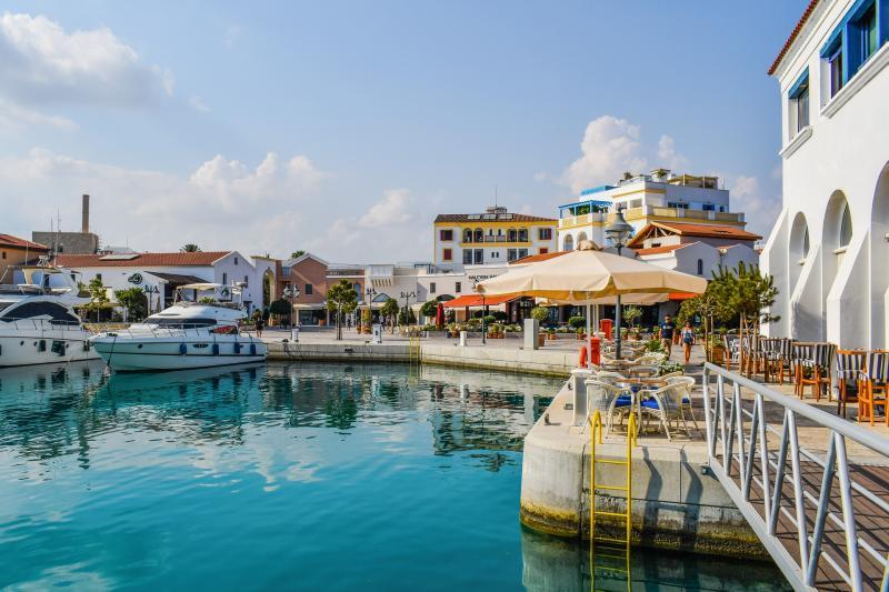 Limassol Marina - Harbour